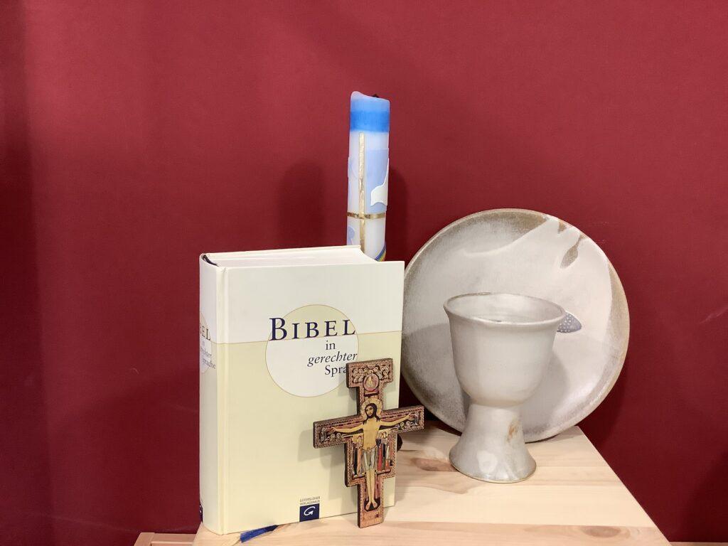 Zentrale Gegenstände für Christ*innen